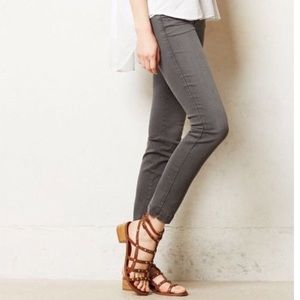 Level 99 Anthro Lily Skinny Straight Jeans Size 30